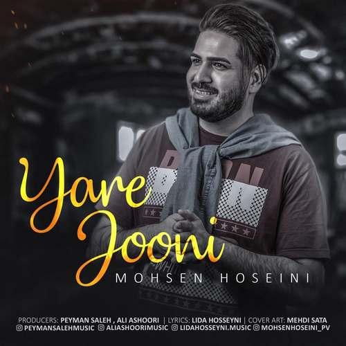 دانلود موزیک جدید محسن حسینی یار جونی