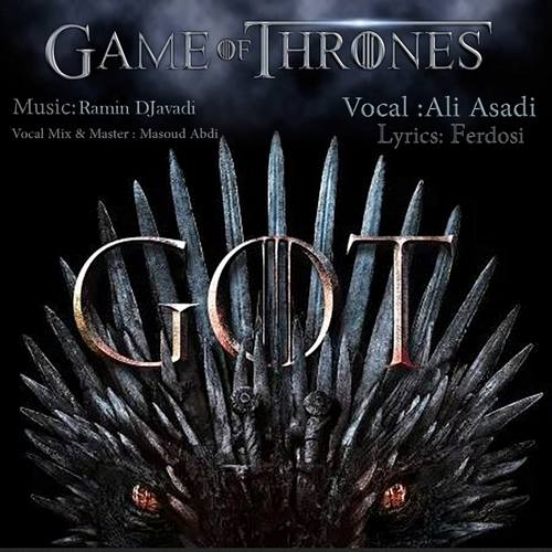 دانلود موزیک جدید علی اسدی Game Of Thronesv